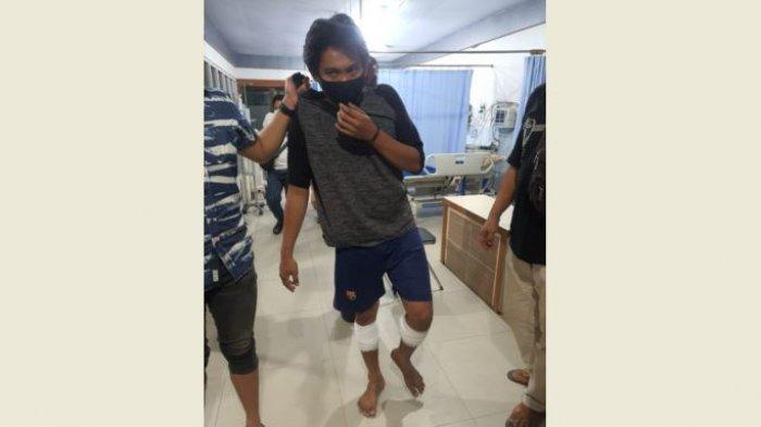 Kaki Begal Motor di Pekanbaru Terpaksa Ditembak Polisi, Modus Tersangka Nebeng Minta Diantar