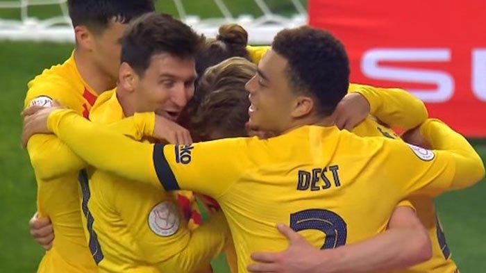 Kalahkan Granada, Lionel Messi Cs akan Naik ke Posisi Puncak, Barcelona bisa Juara Liga Spanyol