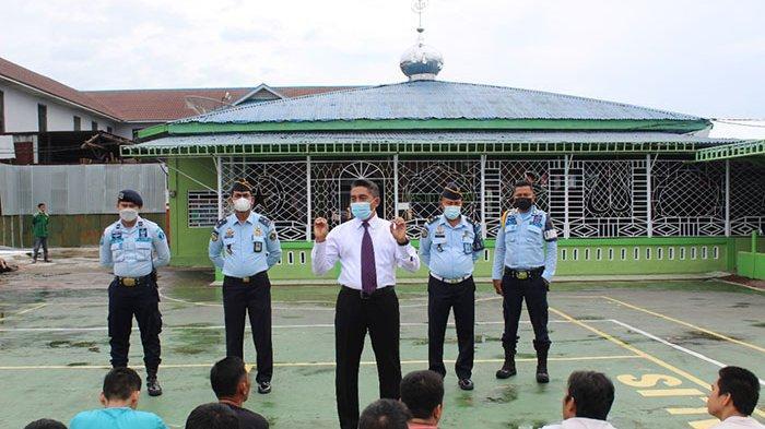 Napi Simpan Barang Terlarang di Kamar Blok Hunian, Ini yang Ditemukan Petugas Lapas Bengkalis