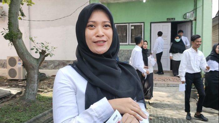 Kali Pertama Ikut, Tuti Lolos Passing Grade SKD CPNS di Pelalawan, Sempat Takut Kehabisan Waktu