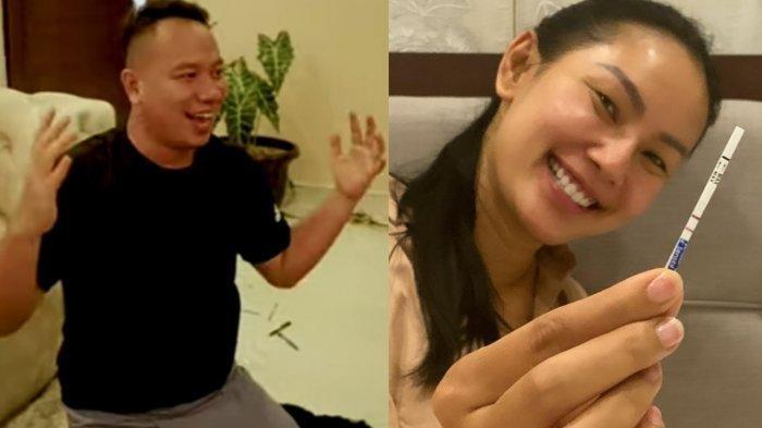 Kalina yang Hamil Muda Berharap Vicky Prasetyo Bebas Murni, 'Aku Percaya Suami Aku Tidak Bersalah'