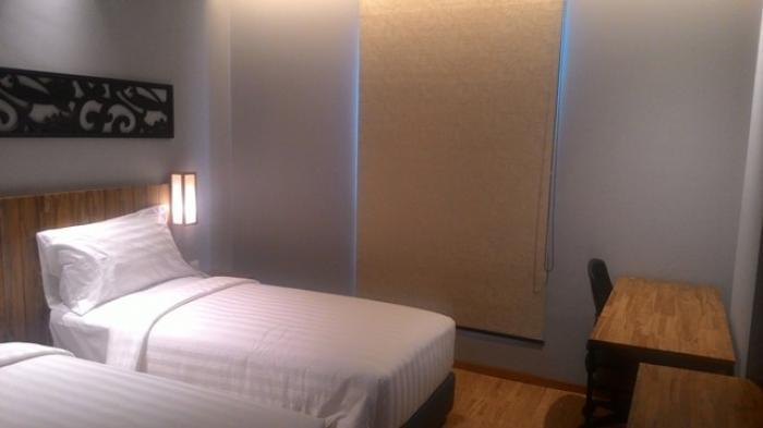 Menginap di Batiqa Hotel Rp 490 Ribu Permalam