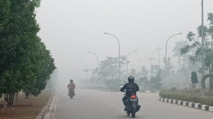 Kualitas Udara Membaik, Siswa di Pelalawan dan Kuansing Riau Kembali Masuk Sekolah Rabu