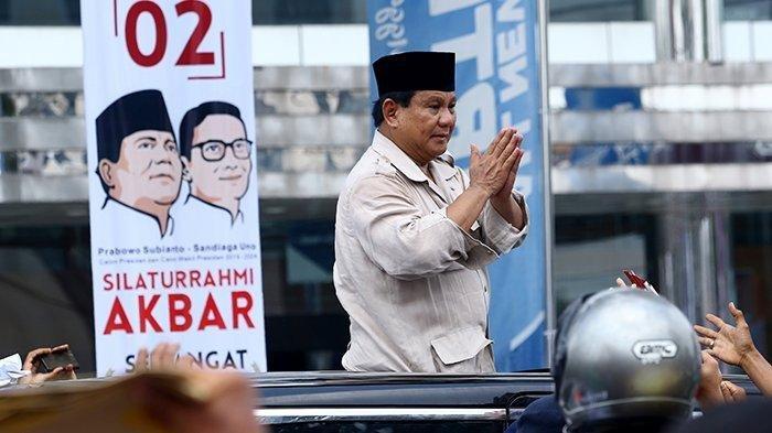 Sempat Terjadi Kericuhan di Acara Prabowo di Yogyakarta, Polisi Lepaskan Tembakan Peringatan