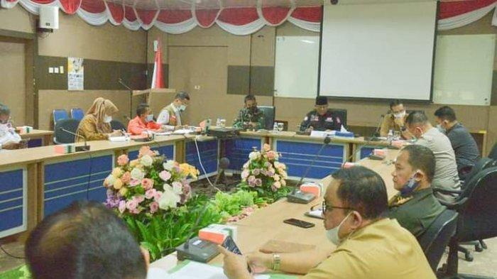 Hari Keempat PPKM Level 3 di Kampar, Kasus Covid-19 Malah Meledak