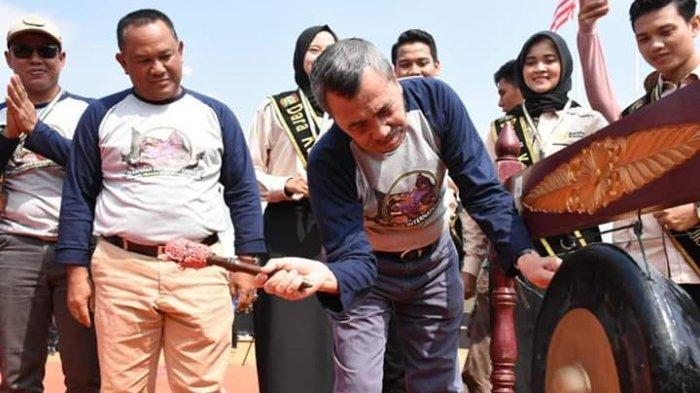 Kampar International Dragon Boat Resmi Dibuka, Gubernur Riau Syamsuar Sebut Sangat Bermakna