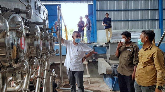 Anggaran Minim Akibat Dampak Covid-19, Proyek Pembangunan di Kepulauan Meranti Tetap Berjalan
