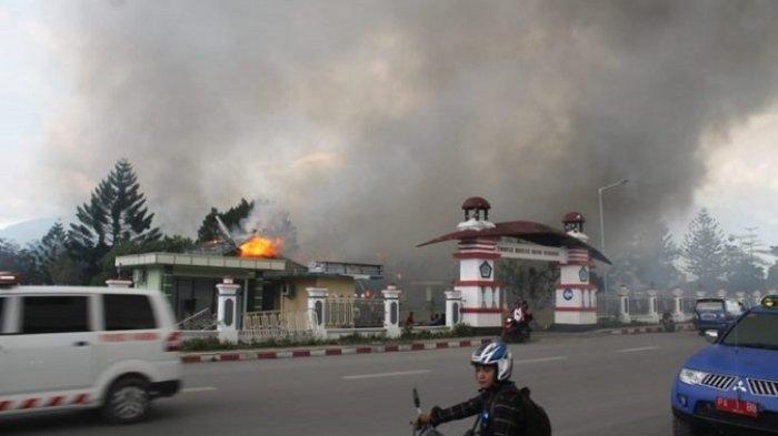 9 Perantau Asal Pesisir Selatan Sumbar Meninggal Dunia Saat Kerusuhan di Wamena