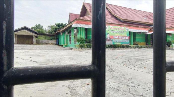 BREAKING NEWS: Semingu Kantor Kemenag Pelalawan Tutup Buntut Pejabatnya Positif Covid-19
