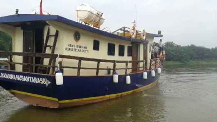Ditanya Kelaikan Kapal Banawa Nusantara, Disparbud dan Dishub Kampar Saling Lempar Tanggung Jawab