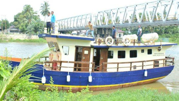 Bikin Trauma, Asosiasi Pariwisata Surati Pemkab, DPRD dan Polres Kampar,Tenggelamnya Kapal Banawa