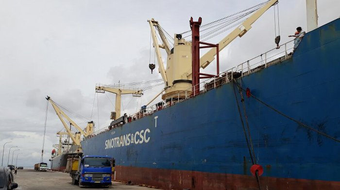 Optimalkan Usaha Jasa Pelabuhan Tanjung Buton, Pemkab Siak Studi Tiru BUP Tanjung Intan Cilacap