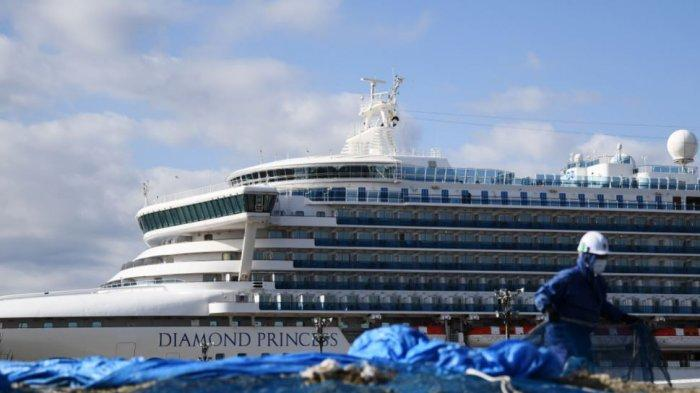 Observasi WNI ABK Diamond Princess dan World Dream Sama-sama di Pulau Sebaru, tapi Terpisah