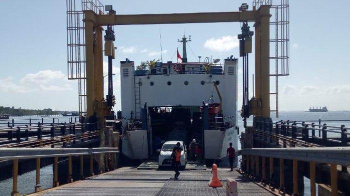 Puncak Arus Balik Liburan, Penumpang Kapal Roro Rupat-Dumai Meningkat