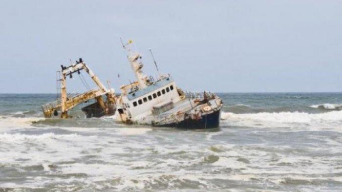KM Bahari Indah 5 Tenggelam di Perairan Bengkalis, Empat ABK Berhasil Selamat
