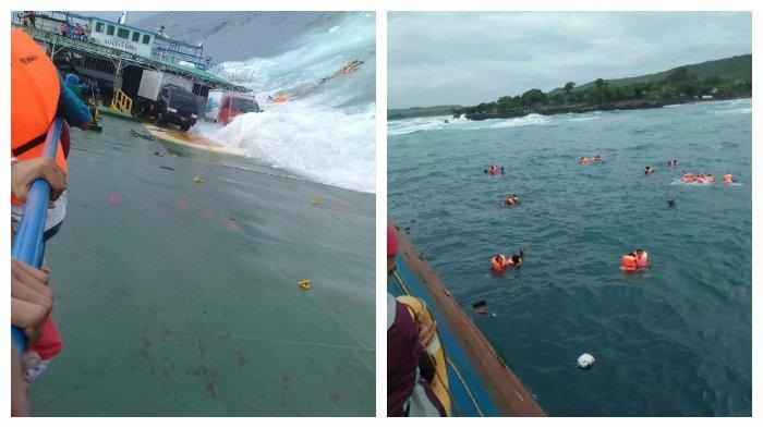KM Bahari Indah 5 yang Tenggelam Ternyata Mengangkut Ikan Senilai Milyaran Rupiah untuk Diekspor