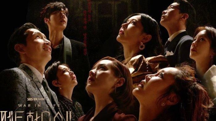 Poster drama Korea The Penthouse 2