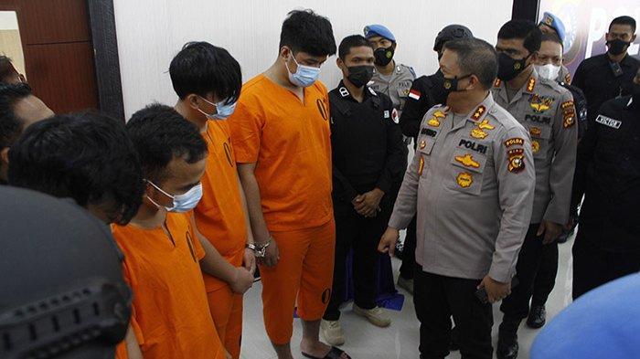 1 Pelaku Diduga Kurir 108 Kg Sabu Dilepaskan Polda Riau,Lho Kenapa? Polisi Beberkan Alasannya