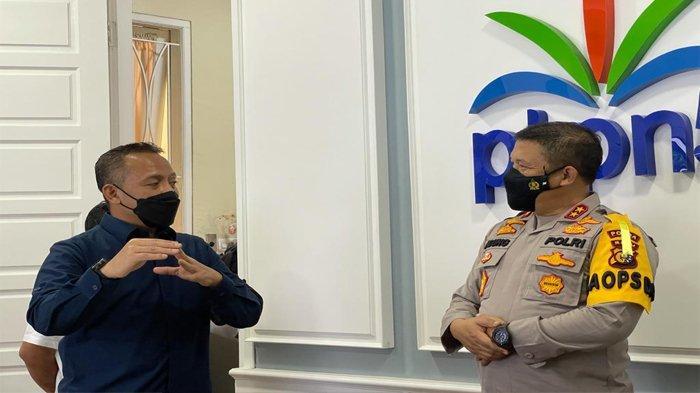 Polda Riau Siap Perkuat Pengamanan Produksi PTPN V
