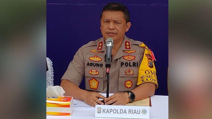 Kapolda Riau Buktikan Janji Tindak Tegas Pelaku Narkoba, Dua Bandar Ditembak Mati di Dumai
