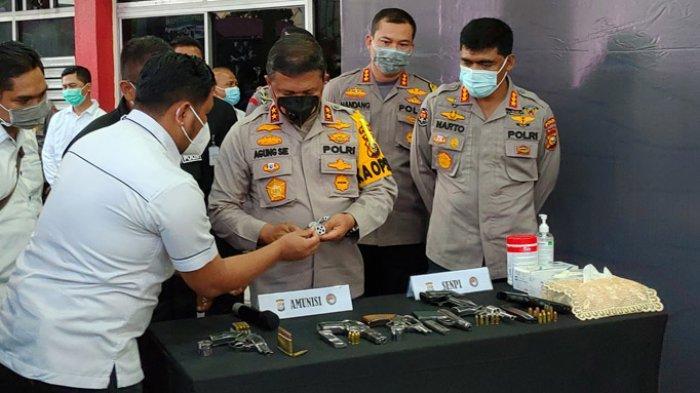 Antisipasi Meningkatnya Peredaran Narkoba Jelang Akhir Tahun, Ini yang Dilakukan Polda Riau