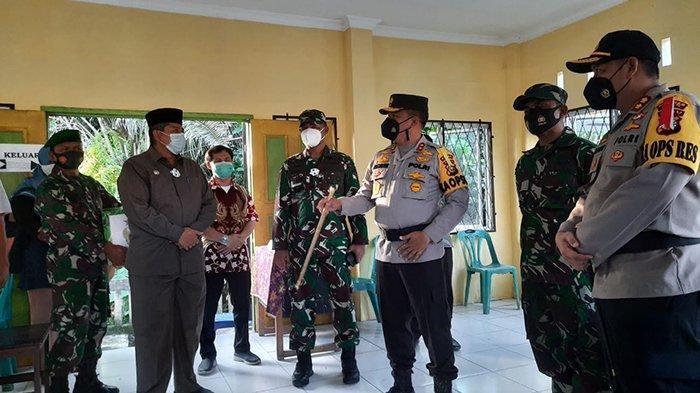 Kapolda Riau Sebut Proses Pencoblosan Dalam Pilkada di 9 Kabupaten dan Kota Hari Ini Berjalan Aman