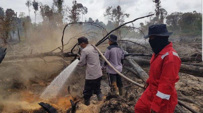 Kapolda Inisiasi Pembuatan Aplikasi Dashboard Lancang Kuning, Deteksi Karhutla di Riau Lebih Cepat