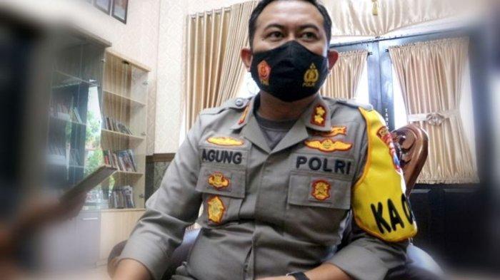 Kapolres Jombang, Jawa Timur, AKBP Agung Setyo Nugroho memberikan tanggapan terkait video viral aksi oknum polisi melakukan negosiasi denda tilang.