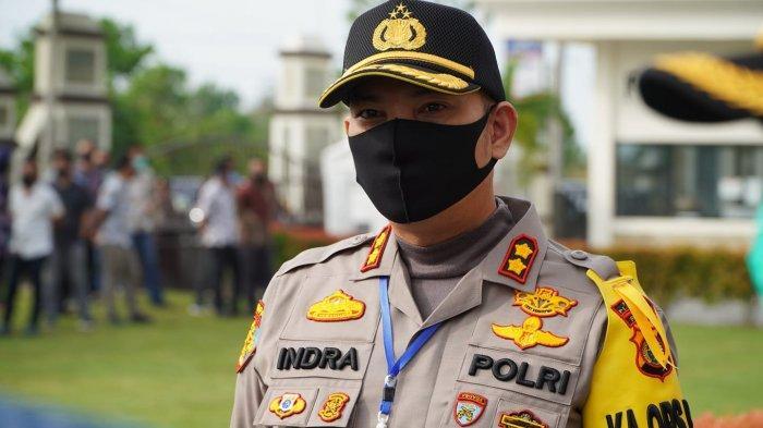 DiskesTelusuri Kontak Erat Kapolres Pelalawan Indra Wijatmiko yang Positif Covid-19, Ini Hasilnya