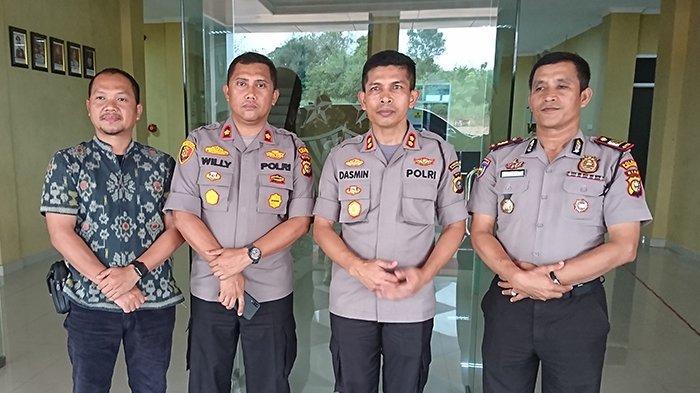 Optimalkan 14 Drone Tiap Patroli, Kapolres Rohul Riau Koordinasi Internal Hadapi Karhutla 2020