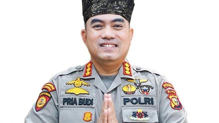 Kapolresta Pekanbaru, Kombes Pol Pria Budi