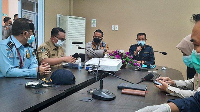 Kapten Kapal Asal India Positif Covid-19 Dievakuasi ke RS Pekanbaru,Update Kondisi 20 ABK yang Lain?
