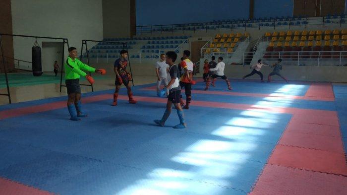 Karate Riau Targetkan Raih Medali di PON 2021 Papua