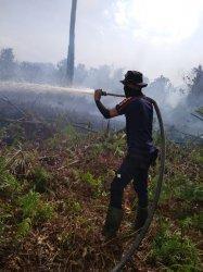 Kualitas Udara Sedang, Muncul Titik Api Baru di Siak Kecil dan Pinggir Kabupaten Bengkalis Riau