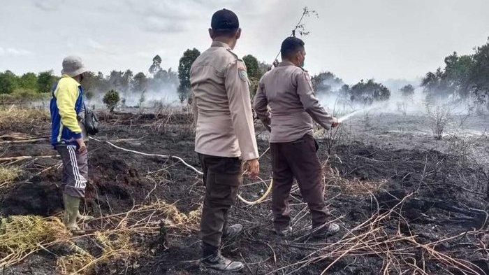 BREAKING NEWS : Gubernur Riau Syamsuar Tetapkan Status Siaga Darurat Karhutla di Riau