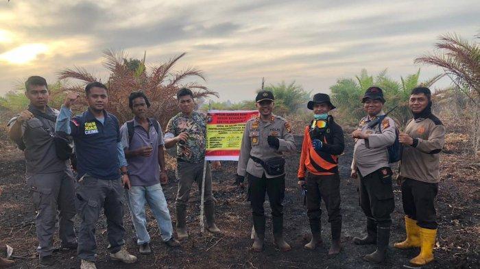 Karhutla di Riau, Satu Lagi Polres Bengkalis Tetapkankan TersangkaKebakaran Lahan