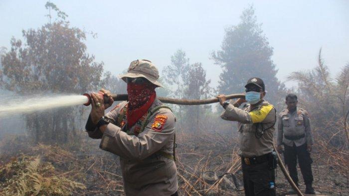 Inhil Lebih Dulu, Riau Segera Tetapkan Status Siaga Darurat Karhutla