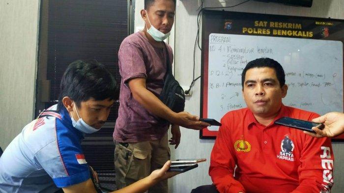 Rampok Seorang Nenek Sampai Luka-luka, DPO Curas di Bengkalis Ditangkap Setelah 5 Bulan Buron
