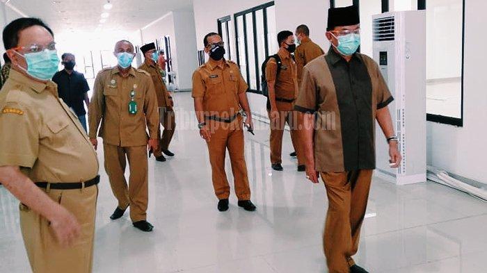 Kasus Positif Covid-19 Naik di Inhil, Dirut RSUD Puri Husada Tembilahan: Itu Hasil Kerja Gugus Tugas