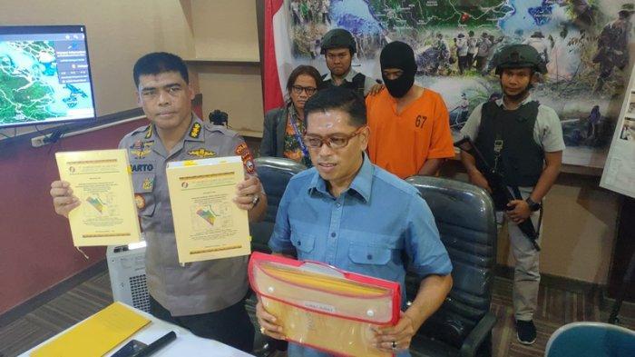 Berkas Perkara Karhutla PT SSS Riau sudah di Tangan Jaksa Peneliti, 4 Tersangka di Polres Kuansing