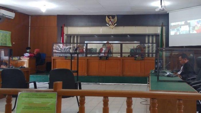 Terima Putusan Hakim, Terpidana Korupsi di Kuansing Ini Bayar Kerugian Negara