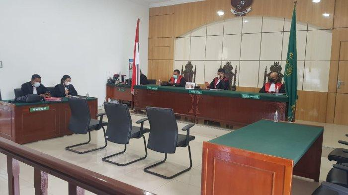 Kasus Suami Bakar Istri di Dumai Masuk Tahap Persidangan, Terdakwa Tidak Keberatan