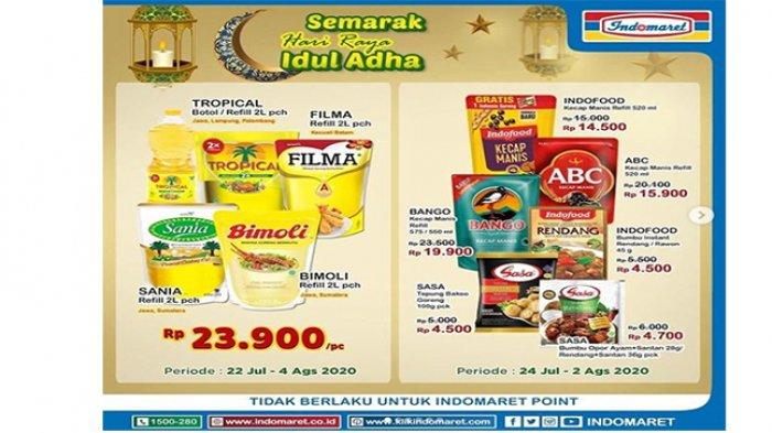 KALATOG Promo dan Diskon Alfamart & Indomaret, Promo Spesial Idul Adha dan Weekend
