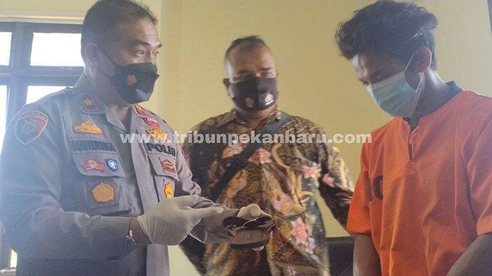 Seorang Suami di Pekanbaru Aniaya Istri Gara-gara Korban Enggan Pinjamkan KTP dan KK