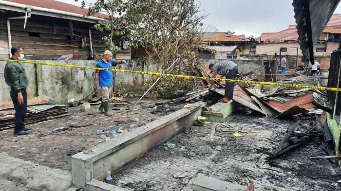 Kebakaran di Dumai, Delapan Rumah di Kampung Wisata Pesisir Kembali Dilalap Si Jago Merah