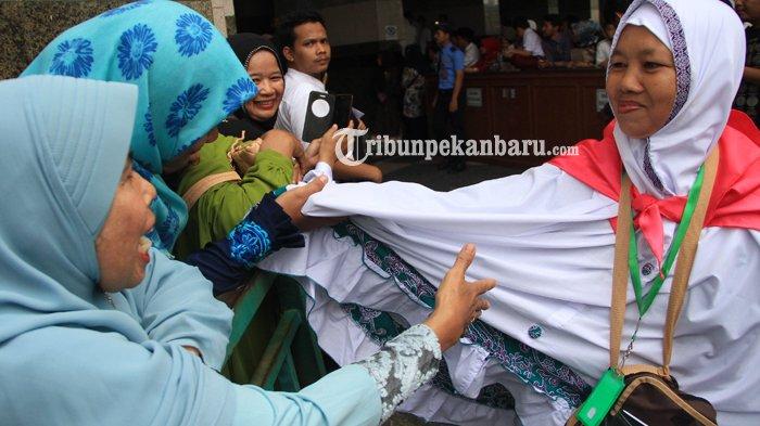 Tim Kemenag Akan Turun Tinjau Kesiapan Embarkasi Haji Antara Riau