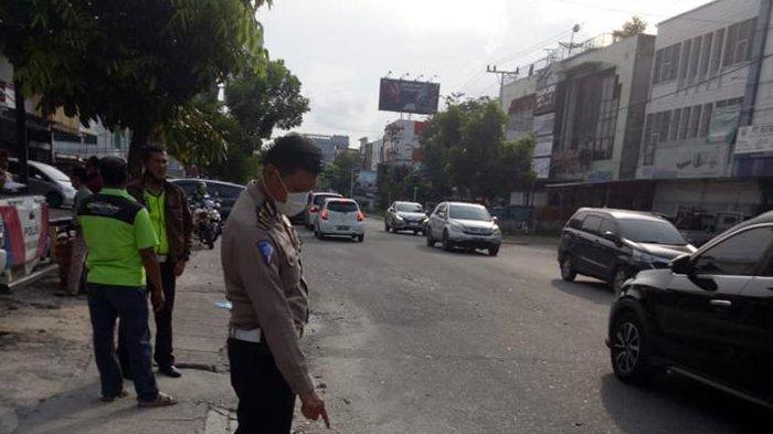 Sopir Pick up Kejar Pemotor Diduga Jambret di Pekanbaru,Picu Tabrakan Beruntun,1 Tewas,Kronologinya? - kecelakaan-kejar-jambret-pekanbaru.jpg