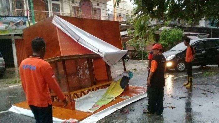 Analisa BMKG: Badai Bangkinang Bisa Terulang