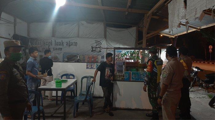Bandingkan dengan PSBB di Pekanbaru, Pemilik Warung Kopi Ini Mengeluh dengan Ketatnya PSBB di Siak
