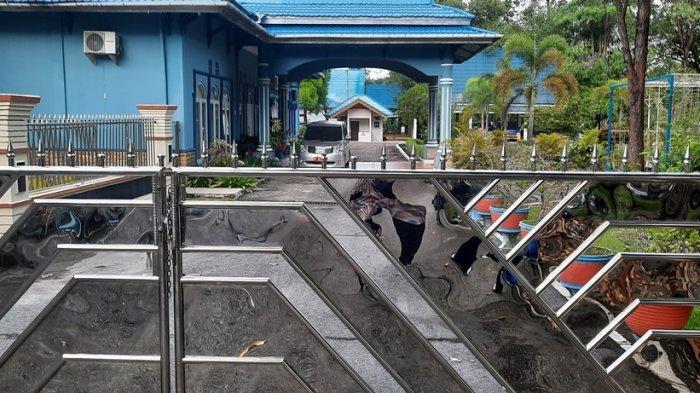 KPK Tahan Walikota Dumai Zulkifli AS,Sekdako Akan Segera Berkoordinasi dengan Gubernur Riau